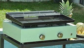 Piastra di cottura in acciaio inox - Piastra in acciaio inox per cucinare ...